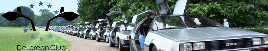 DeLorean Club
