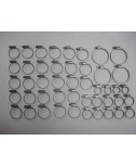 Silicone Hose Clamp Kit