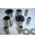 Polyurethane Upper Front Wishbone Control Arm Bushing PU - KIT - out of stock