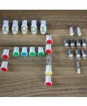 Instrument Cluster and Display/Warning Lights LED Bulb Kit
