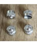 Tyre Valve Caps (set of 4)