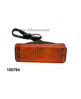 Front Turn Signal Assembly / Indicator Lens
