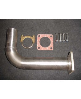 Stainless Cat Bypass / Exhaust Test Pipe Kit