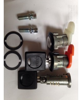 Door and Ignition Lock Set - out of stock