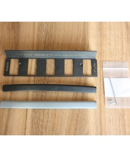 Mattaligner Console Switch Retainer Plate (black)