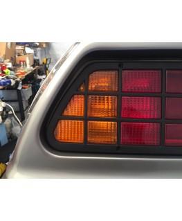 Amber / Orange Tail Light Indicator Lens Paint