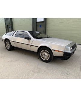 DeLorean For Sale - VIN 4463