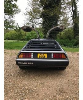 DeLorean For Sale by Auction - VIN Unknown
