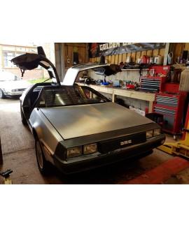 DeLorean For Sale - VIN 3481 (unregistered)