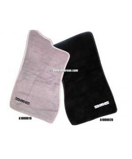 Floor Mats - Black (PAIR) - out of stock