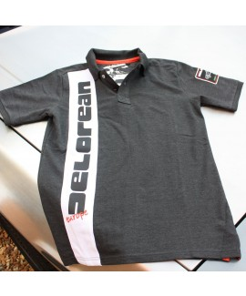 DeLorean Europe Gullwings Polo Shirt