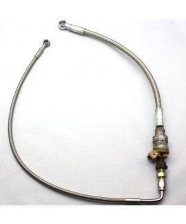 Frequency Valve with Stainless Braided Fuel Lines Attached - Price includes £200 refundable core deposit