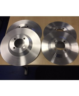 Brake Dust Wheel Shields