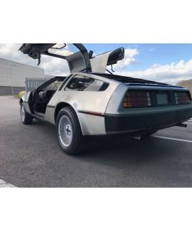 DeLorean For Sale on Ebay - VIN 6482 - Unregistered