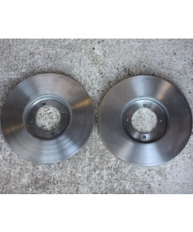 Front Brake Discs (PAIR)