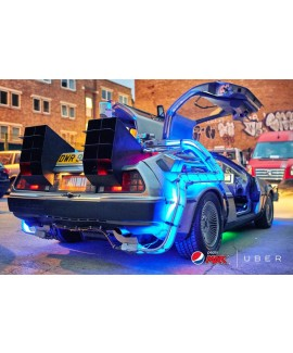 Back to the Future DeLorean For Sale - VIN 3185
