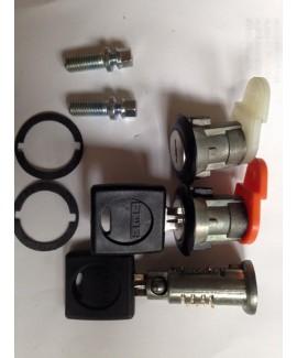 Door and Ignition Lock Set