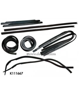 Weatherstripping Kit