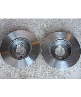 Rear Brake Discs (PAIR)