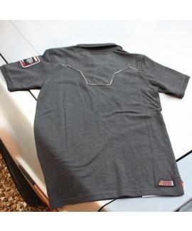 DeLorean Europe Gullwings Polo Shirt