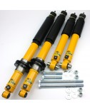 Spax Shock Absorbers / Dampers - complete set