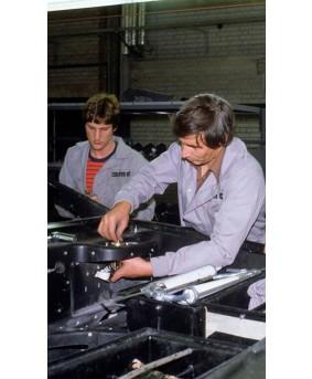 DeLorean DMC Overalls / Boiler Suit