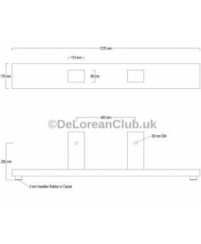 Roof Box Repair Kit