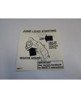 Label - Jump Start
