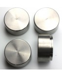 Stainless Front Brake Caliper Pistons - SET OF 4