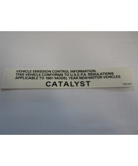 Label - Catalyst