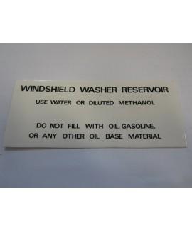 Label - WSW Reservoir