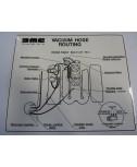 Label - Vac Pipe Route