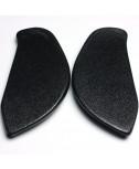 Arm Rest Caps (wide type) Black - PAIR - used