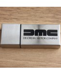 Stainless 1GB USB Stick (with DeLorean Workshop Manual included)