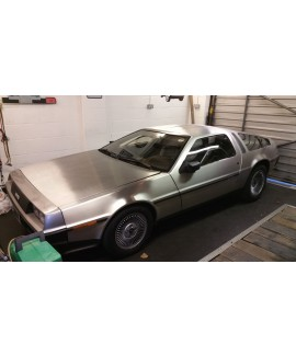 DeLorean For Sale - VIN 4068