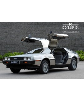 DeLorean For Sale - VIN 4933
