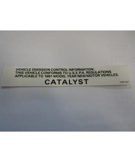 Label - Catalyst