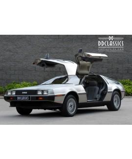 DeLorean For Sale - VIN 4933