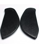 Arm Rest Caps (wide type) Black - PAIR - used