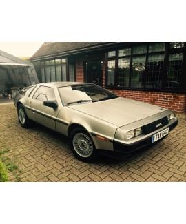 DeLorean For Sale - VIN 10223