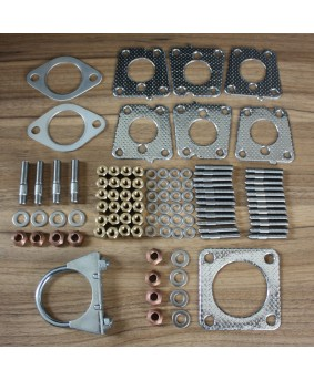 Exhaust Manifold Kit / Muffler Gaskets