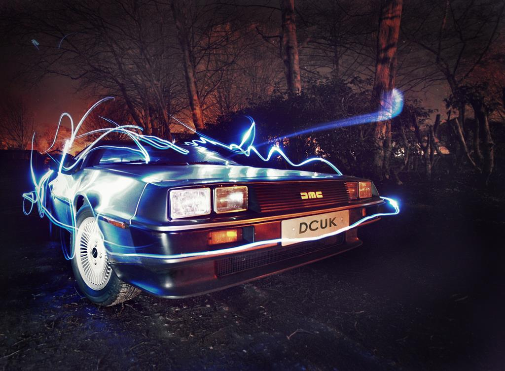 Tom's DeLorean