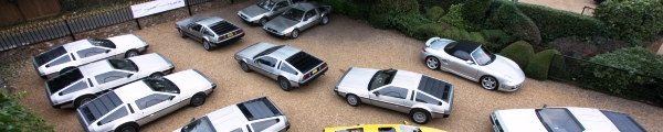 DeLorean EuroTec Mini Meet 2009
